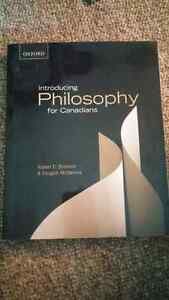 1st Year Trent Textbooks (PHIL & ANTH)