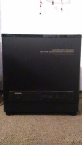 Pioneer S-W1000 Sub For Sale
