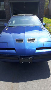 86 Firebird Tons Of HP And Ton Of Work