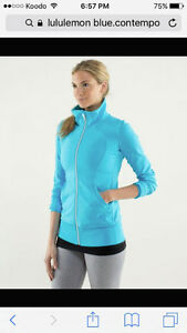 AUTHENTIC LULULEMON CONTEMPO JACKET 6
