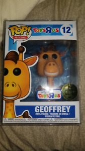 GEOFFREY THE GIRAFFE  -  RARE