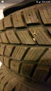 205/75/r14 NEW hankook Studable winter tires $450 firm