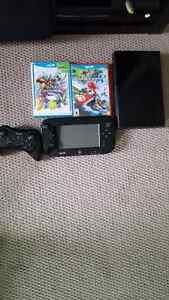32 GB Wii u with games and accessories!