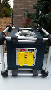 Bosch PowerBox Construction Weather Proof Audio System