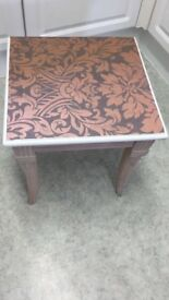 Gorgeous Side Table