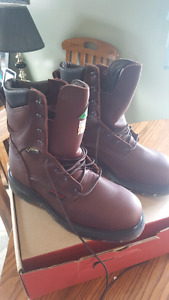 Redwing work boots