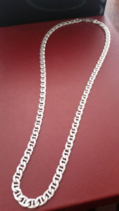 Mens extra long chain