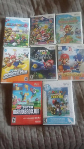 Various Video Games....Make An Offer