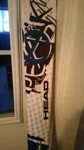 NEW HEAD  SKIIS, BINDINGS AND BOOTS