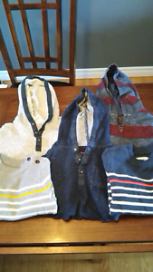 Toddler boys sweaters 3T