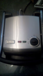 Breville electric grill /sandwich press
