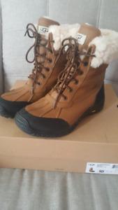 EUC UGG Adirondack Winter Boots Women's size 10