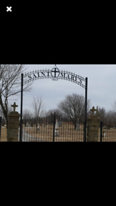 Restoration of Historic Saint Mary's Cemetery