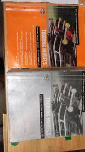 2002 Harley Davidson Service & Owners Manuals