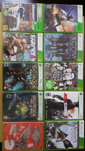 Xbox 360/One Games