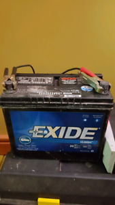Good battery from a Honda Civic