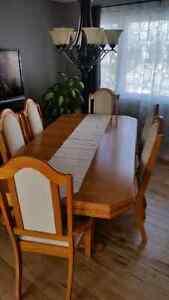 Set de Table 8 places buffet & huche