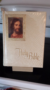Large 12 x 9 inch Holy Bible