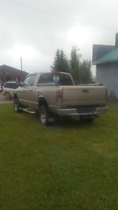 2002 Dodge Power Ram 1500 chrome Pickup Truck