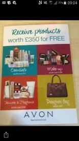 Join Avon today free