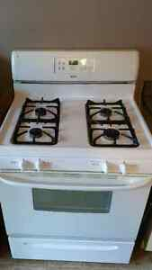Gas Stove / Self Cleaning Oven