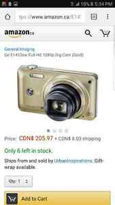 MINT CONDTION 14.4 MEGAPIXELS FULLY HD 1080P&HDMI
