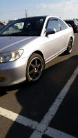 Manual Honda Civic Si Coupe 2004 Safety/Etested **BEST OFFER**