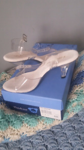 *show shoes* size 6 3in heel