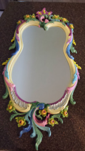 DECORATIVE ONE OF A KIND MIRROR