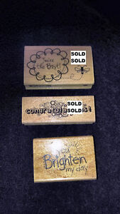 Stampin Up Wood Stamp Collection Scrapbooking or Card Making NEW Strathcona County Edmonton Area image 4