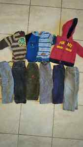 Lot (58 articles) of boys clothes 9 months to 2 T - Gatineau Ottawa / Gatineau Area image 2