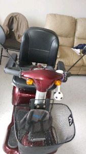 2017 Scooter /2500$ OBO C & D C Orthopedic services