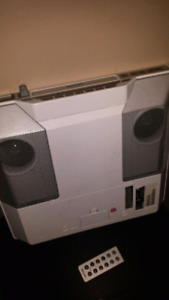 UNDER CABINET HIGH QUALITY SOUND SYSTEM. AM/FM, CD, CLOCK,TIMER.