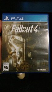 Fallout 4 ps4 for need fo speed