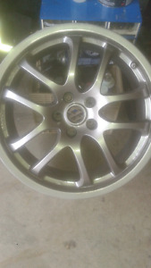 "19"" rays forged wheels 5x114"