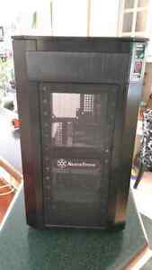 Silverstone case (with free msi industrial mono)