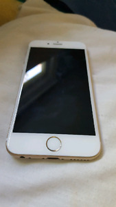 IPHONE 6 GOLD ONLY 250$$$$$