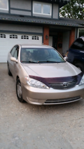 2005 Toyota Camry LE (REUCED)
