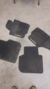 2014 passat monster floor mats w/ trunk liner