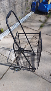 Folding Basket with wheels