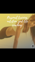 Personal training and nutrition