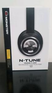 Écouteurs supra-auriculaire N-TuneMC de Monster