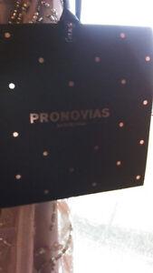 BNWT Pronovias Evening Gown/Wedding Dress Peterborough Peterborough Area image 5