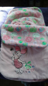 """winter car seat cover """"piglet"""""""