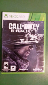 Jeu Xbox 360 - Call of duty Ghost