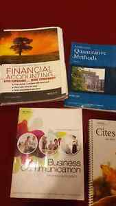 SMU business text books first/second year