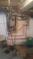 Gasfitter, and oilburner services