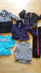 Girls 5/6 winter clothes