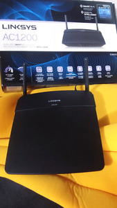 Linksys AC1200 wifi router