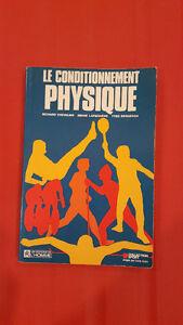 Conditionnement Physique - Livre